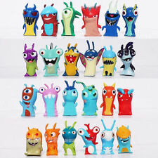 Lot Of 24 New Slugterra Action Figure Toys 4-5 cm Us Seller