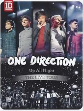 ONE DIRECTION (2012) UP ALL NIGHT THE LIVE TOUR BRAND NEW AND SEALED UK R2 DVD
