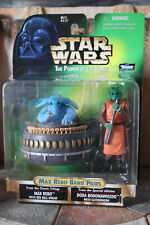 Max Rebo & Doda Bodonawieedo Star Wars Power Of The Force 2 1998