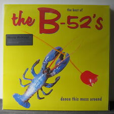B-52's 'Dance This Mess Around' MOV Audiophile 180g Vinyl LP NEW/SEALED