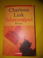 Charlotte Link, Schattenspiel, Taschenbuch, sehr guter Zustand
