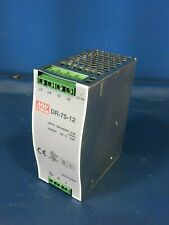 MEANWELL DR-75-12  100-240VAC 2.0A