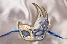 Cigno Fiore Gold - Swan Shaped Carnival Masks