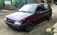 ford fiesta mk3 breaking for spares 3 door. xr2i. rs turbo