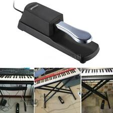 Damper Sustain Pedal Foot Switch for Electronic Piano Keyboard  for Casio Yamaha