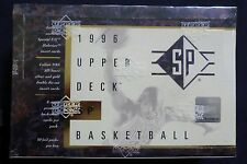 1996 (1995-96) UPPER DECK SP AUTHENTIC BASKETBALL  HOBBY BOX 30 PACK SEALED