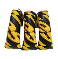 'Yes Printed' Blade Putter Head Cover Golf Club Headcovers For Scotty Cameron