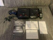 Sega Mega Drive II + Sega Mega CD II + 1 Controller