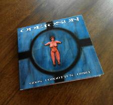 ODETOSUN - Gods Forgotten Orbit, CD Digipack (NEW) Progressive Death Metal