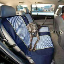Kurgo Nantucket Stripe Auto Hammock Seat Cover