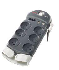 APC SurgeArrest Home/Office - 6 Outlet + Phone + Coax (2m Cord)
