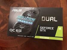 ASUS Dual GeForce GTX 1660 SUPER OC Graphics Card   CLICK On DESCRIPTION