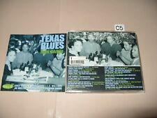 Texas Blues Volume 2 - Rock Awhile cd 2006 Ex / Near Mint Condition