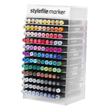 STYLEFILE MARKER - 120 SET - GRAPHIC ART TWIN TIPPED PENS