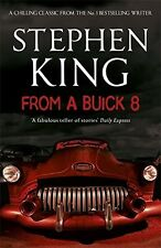 STEPHEN KING __ FROM A BUICK 8 ___ BRAND NEW __ FREEPOST UK