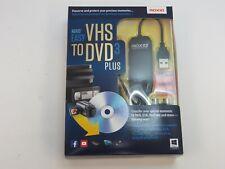 Roxio Easy VHS to DVD 3 Plus - PC