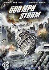 500 MPH STORM - DVD MINERVA - ASYLUM - CASPER VAN DIEN, MICHAEL BEACH.