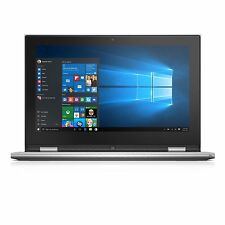 NEW Dell Inspiron i3000-101SLV Convertible Touchscreen Laptop Notebook PC Win 10
