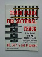 Track Plans for Sectional Track - Paperback By Westcott, Linn - GOOD