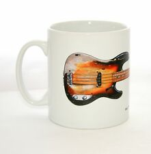 Guitar Mug. Sting's 1957 Fender Precision Bass