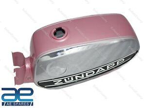 For Zundapp Ks 50 Cross 517-52 Pink & Chrome Petrol Fuel Gas Tank 1975 ECs
