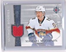 MICHAEL MATHESON 16-17 ULTIMATE COLLECTION ULTIMATE ROOKIES JERSEY 56/99