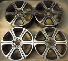 4 Orig Mercedes-Benz Alufelgen 7.5Jx19 ET44 A2054013002 W205 V205 C205 FM30 NEU