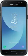 Samsung Galaxy J3 Duos SM-J330F (2017) Smartphone 13 Megapixel Kamera, Schwarz