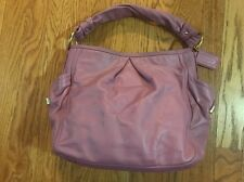 Authentic Coach Handbag With Matching Wallet