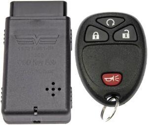 Remote Lock Control Or Fob   Dorman/Help   99162