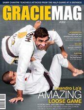 GRACIEMAG Gracie Jiu-Jitsu Magazine • February 2014 #202 • Chantre, Half-Guard