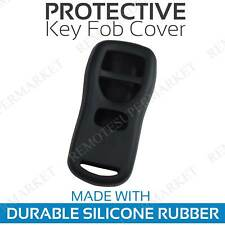 Remote Key Fob Cover Case Shell for 2003 2004 2005 2006 2007 Nissan Murano Black