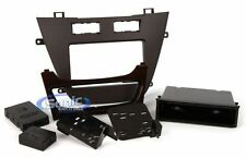 Metra 99-2022BR 1 / 2 DIN Car Stereo Dash Kit for 2011-up Buick Regal Brown