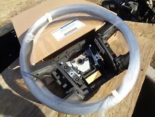 FORD 9H6Z-3600-BD 10 11 12 FUSION LINCOLN MK2 STEERING WHEEL CHARCOAL BLACK OEM