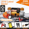 Car Air Compressor 12V 200L/MIN 4x4 4WD Car Tyres Bike Deflator Inflator Portabl