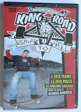 Thrasher Mag King Of The Road 2004 Highway to Hell Skateboarding Video Dvd, New
