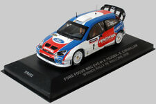 1:43 Ford Focus Tsjoen Wallonie 2006 1/43 • IXO RR002 #