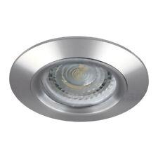 Kanlux 04701 TABO LED Ceiling Spotlight Indoor Modern Downlight Chrome GU10