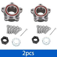 2x FRONT WHEEL BEARING + ACCESSORIES FOR FORD TRANSIT MK7 TT9 2006-ONWARDS NEW