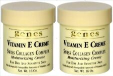 Genes Vitamin E Creme (16 oz.) 2ct