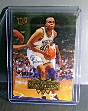 1995-96 Sean Rooks Fleer Ultra #109 Basketball Card
