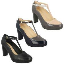 Scarpe da donna Clarks con Tacco alto (8-11 cm) sintetico