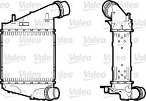 Aluminium Intercooler VALEO Fits RENAULT Twingo Hatchback 2010-