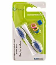 New Creation Springs Electric Replacement Toothbrush Heads Soft Bristle TBH001
