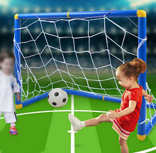 Kids Football Soccer Goals Net Training Sport Junior Set 90*60cm AU SELLER SP