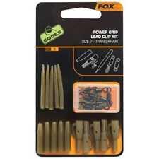 Fox Edges Power Grip Lead Clip Kit Size 7 CAC638 2015