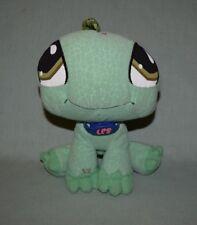 "Plush Littlest Pet Shop Iguana 2007 64811 Hasbro 8"" tall"
