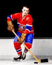 Marcel Bonin Montreal Canadiens 8x10 Photo