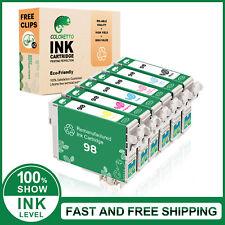 6PK Black & Color T098 98 XL Ink Cartridges For Artisan 730 810 725 Printer