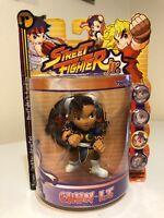 "1999 Capcom Resaurus Street Fighter Jr. Round One CHUN-LI 3.5"" Figure (New)"